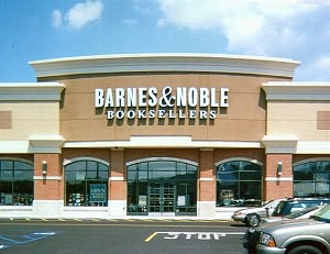 Barnes & Noble Book Store at Worcester