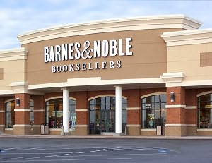 Barnes & Noble Book Store at N. Little Rock