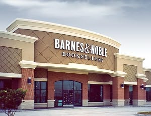 Barnes & Noble Book Store at The Centre in Copperfield