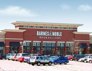 Barnes & Noble Book Store at Spring Hill Mall