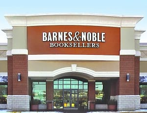 Barnes & Noble Book Store at Ridgehaven Mall