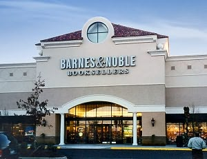Barnes & Noble Book Store at Paddock Shops
