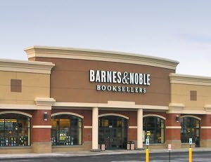 Barnes & Noble Book Store at Clay