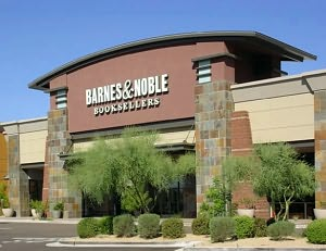 Barnes & Noble Book Store at Happy Valley