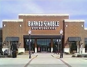 Barnes & Noble Book Store at The Shops at Greenridge