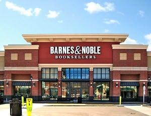 Barnes & Noble Book Store at Canton
