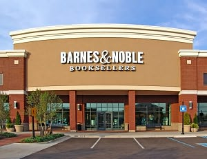 Barnes & Noble Book Store at Carriage Crossing