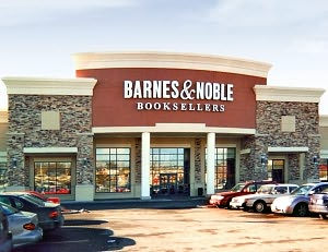 Barnes & Noble Book Store at Kingston