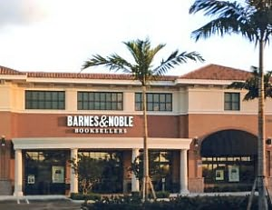 Barnes & Noble Book Store at Palm Beach Gardens
