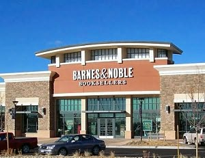 Barnes & Noble Book Store at The Promenade Shops at Centerra