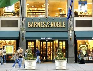 Barnes & Noble Book Store at Fifth Ave