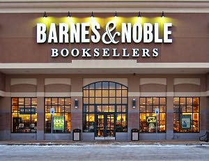 Barnes & Noble Book Store at Fairbanks