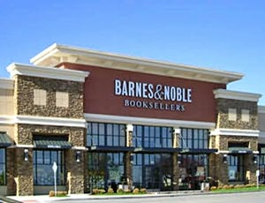 Barnes & Noble Book Store at Mid Rivers