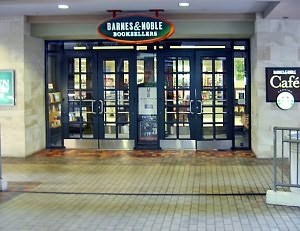 Barnes & Noble Book Store at Ala Moana Mall