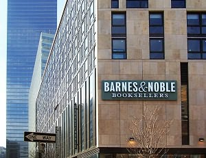 Barnes & Noble Book Store at Tribeca