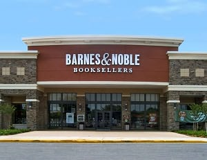 Barnes & Noble Book Store at Francis Scott Key Mall