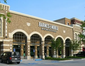 Barnes & Noble Book Store at Perkins Rowe