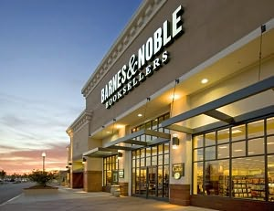 Barnes & Noble Book Store at Natomas