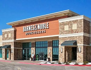 Barnes & Noble Book Store at Mankato