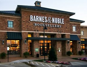 Barnes & Noble Book Store at Highland Village
