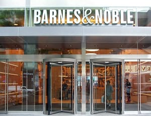 Barnes & Noble Book Store at 86th & Lexington Ave