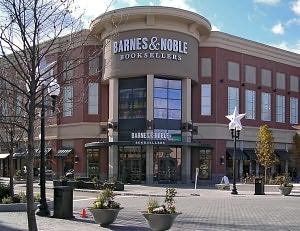 Barnes & Noble Book Store at West Hartford