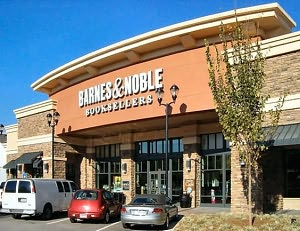 Barnes & Noble Book Store at Newnan