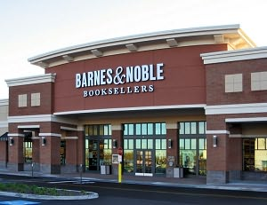 Barnes & Noble Book Store at Clarence Mall