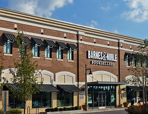 Barnes & Noble Book Store at Bolingbrook