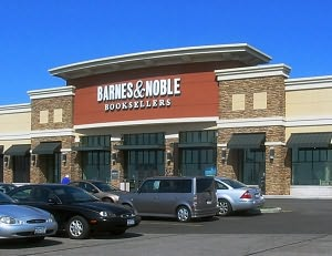 Barnes & Noble Book Store at McKinley Mall