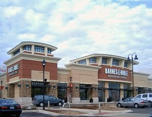 Barnes & Noble Book Store at Cherryvale Mall