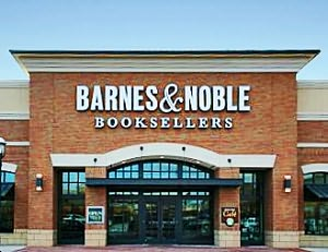 Barnes & Noble Book Store at The Streets of Indian Lake