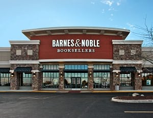 Barnes & Noble Book Store at Glenbrook Square Mall