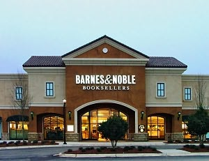 Barnes & Noble Book Store at Colony Park