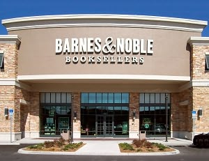 Barnes & Noble Book Store at Market Street at Heath Brook