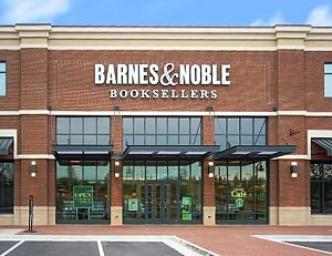 Barnes & Noble Book Store at The Collection at Forsyth