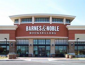 Barnes & Noble Book Store at Hamilton Place