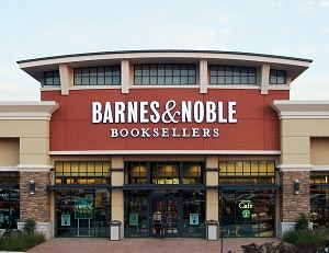 Barnes & Noble Book Store at Livingston