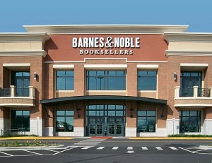 Barnes & Noble Book Store at Asheville Mall