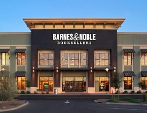 Barnes & Noble Stage at Tempe Marketplace