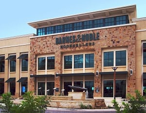 Barnes & Noble Book Store at The Shops at La Cantera