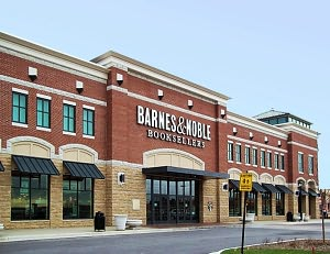 Barnes & Noble Book Store at University Park Mall