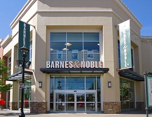 Barnes & Noble Book Store at Portland/ Bridgeport