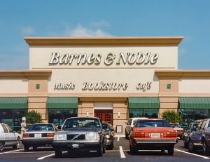 Barnes & Noble Book Store at Greenville SC-Haywood