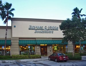 Barnes & Noble Book Store at Broward Mall