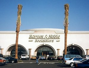 Barnes & Noble Book Store at Valencia