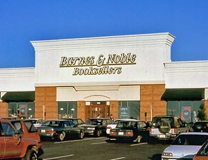 Barnes & Noble Book Store at Town Center Prado