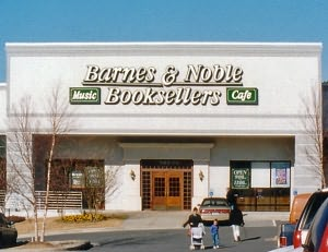 Barnes & Noble Book Store at Little Rock