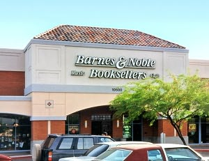 Barnes & Noble Book Store at Pima & Shea