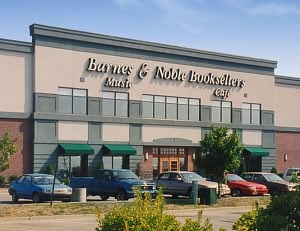 Barnes & Noble Book Store at Evansville